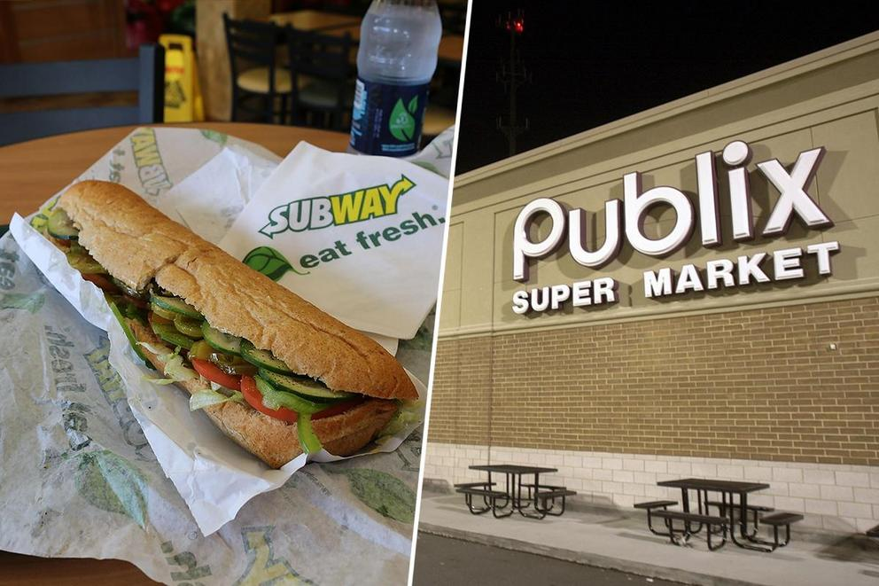 Which sub is best: Subway sandwich or Publix PubSub?