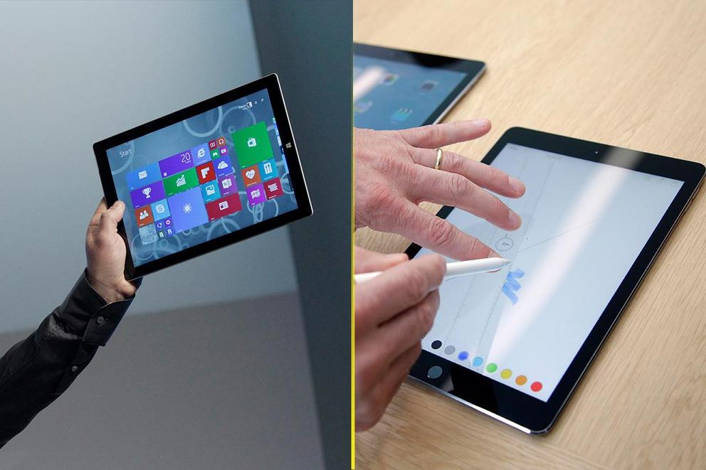 Is the Microsoft Surface better than the Apple iPad?