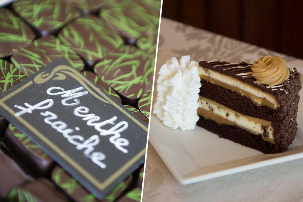 Ultimate dessert flavor combo: Mint chocolate or peanut butter and chocolate?