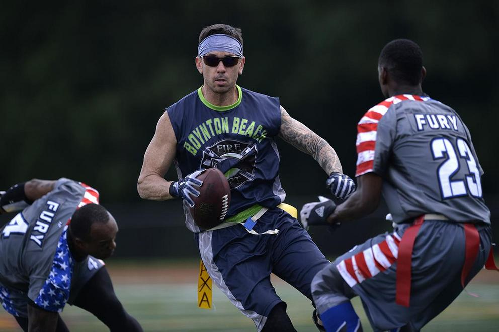 Would you pay to watch flag football?