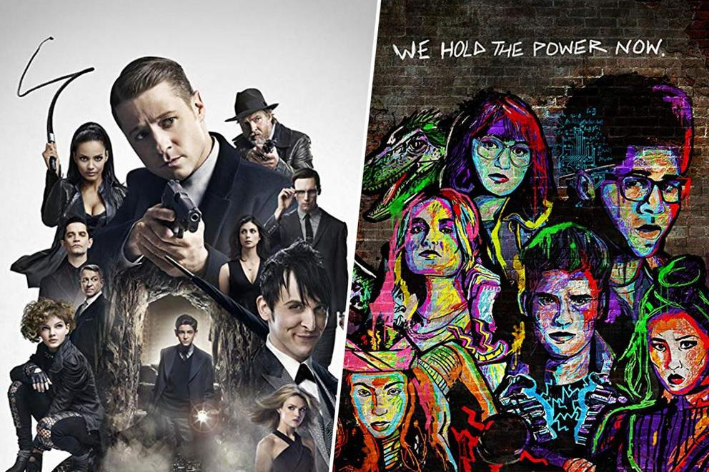 Ultimate '10s superhero show: 'Gotham' or 'Runaways'?