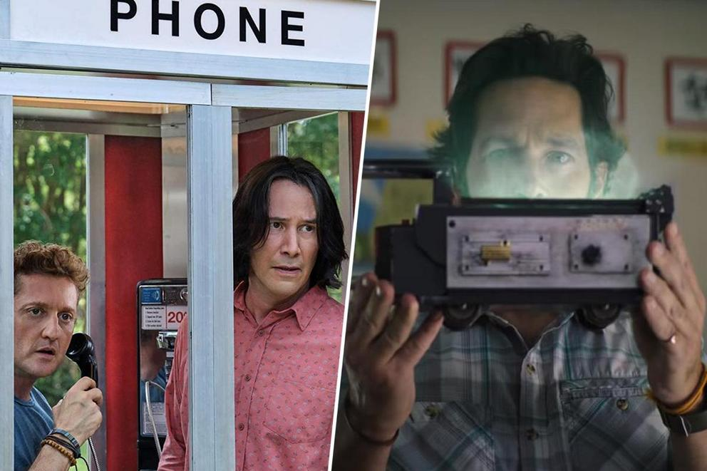 Which 2020 sequel are you anticipating: 'Bill & Ted Face the Music' or 'Ghostbusters: Afterlife'?