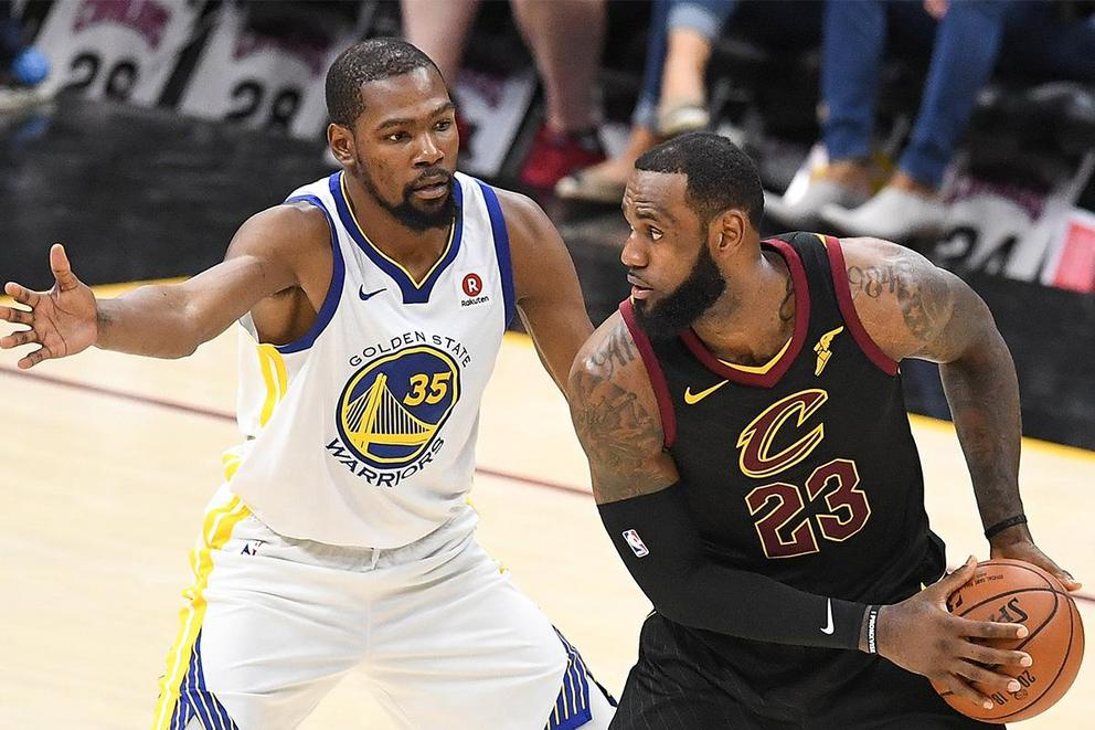 Who would win 1-on-1: LeBron James or Kevin Durant?