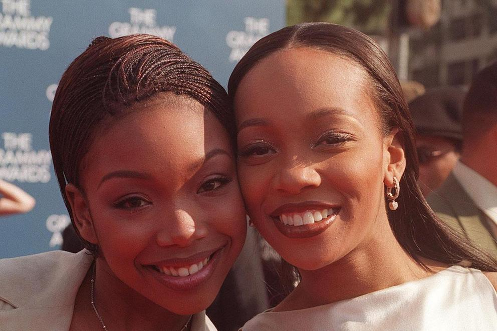 Ultimate '90s R&B princess: Brandy or Monica?