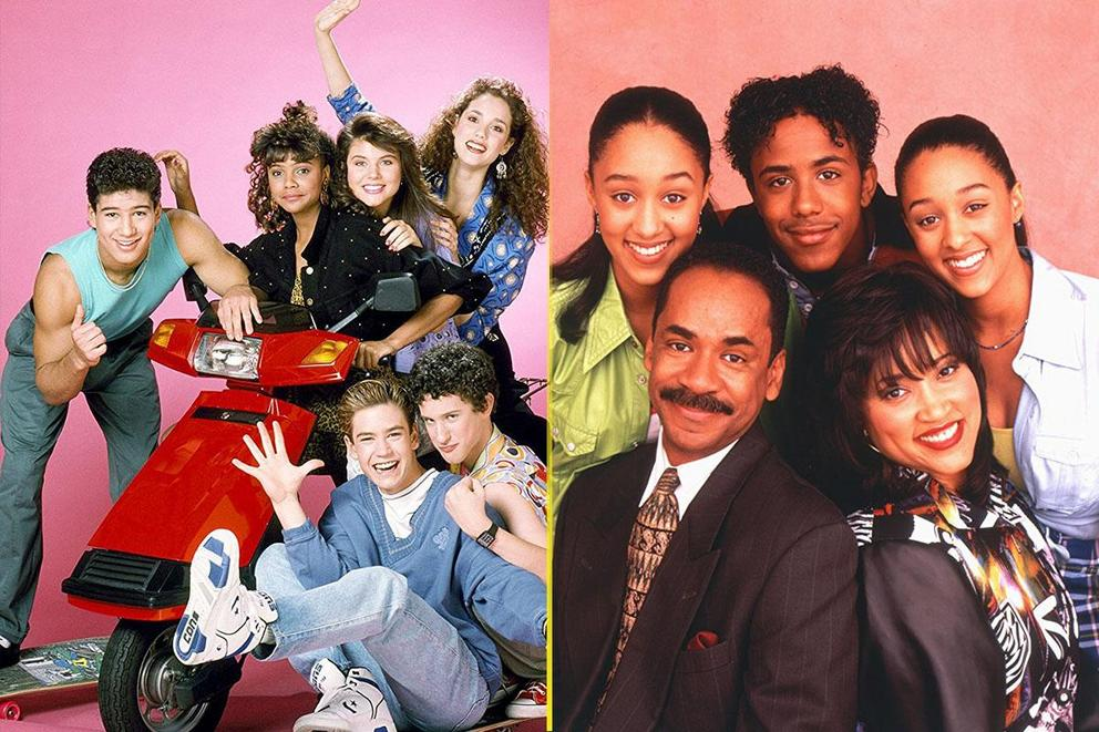 Best sitcom only '90s kids would remember: 'Saved by the Bell' or 'Sister, Sister'?