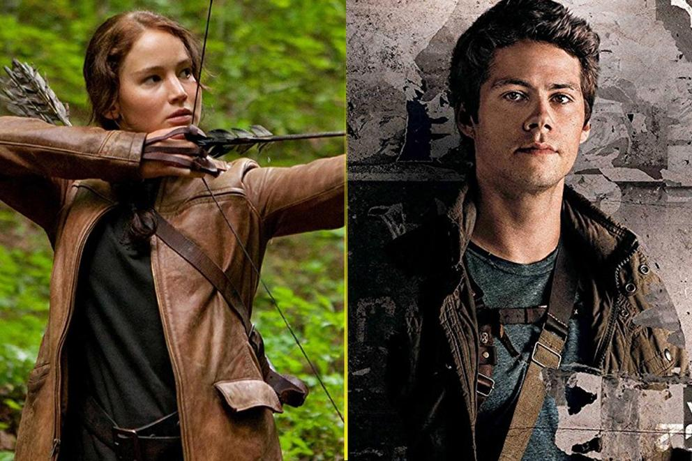 Favorite teen dystopian series: 'The Hunger Games' or 'The Maze Runner'?