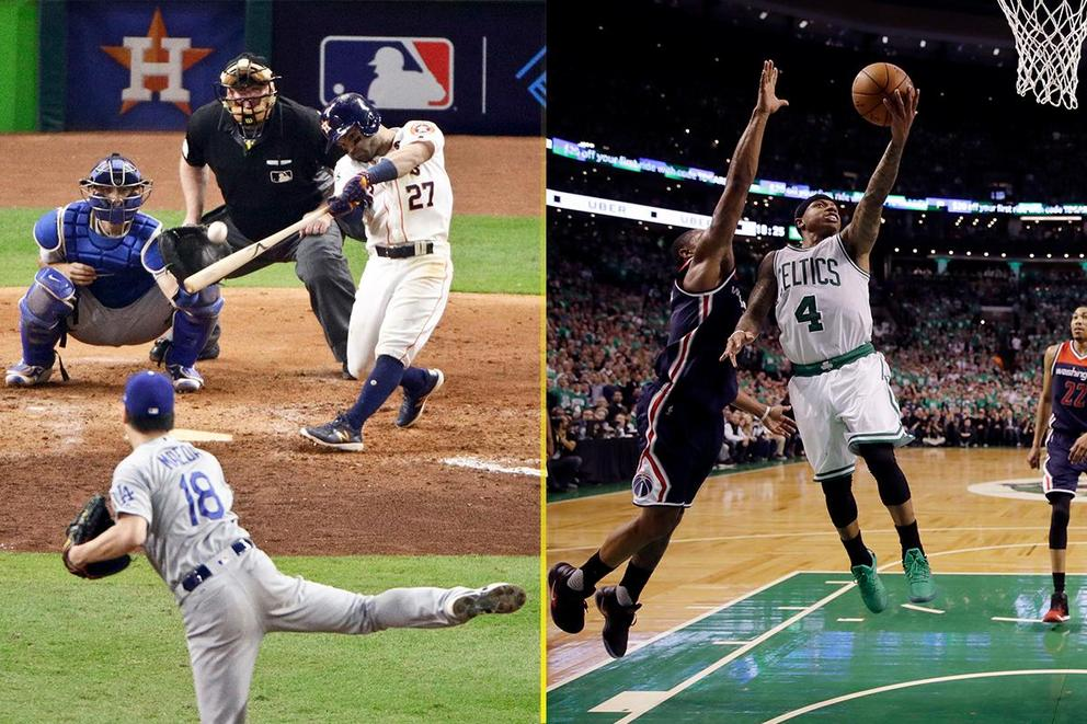 Best little man of the year: Jose Altuve or Isaiah Thomas?