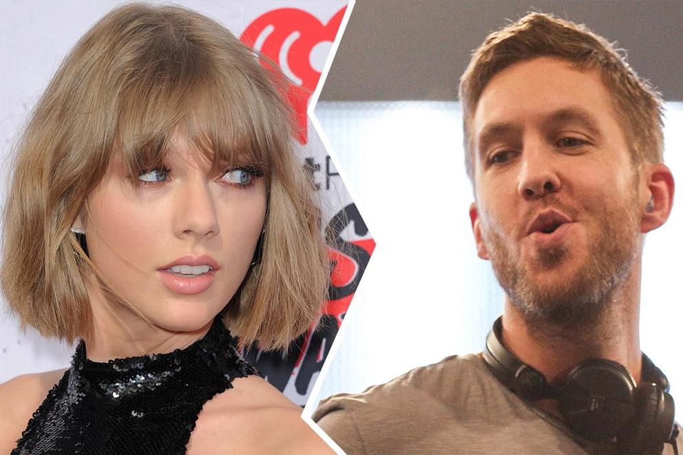 Is Calvin Harris beating Taylor Swift at her breakup-song game?