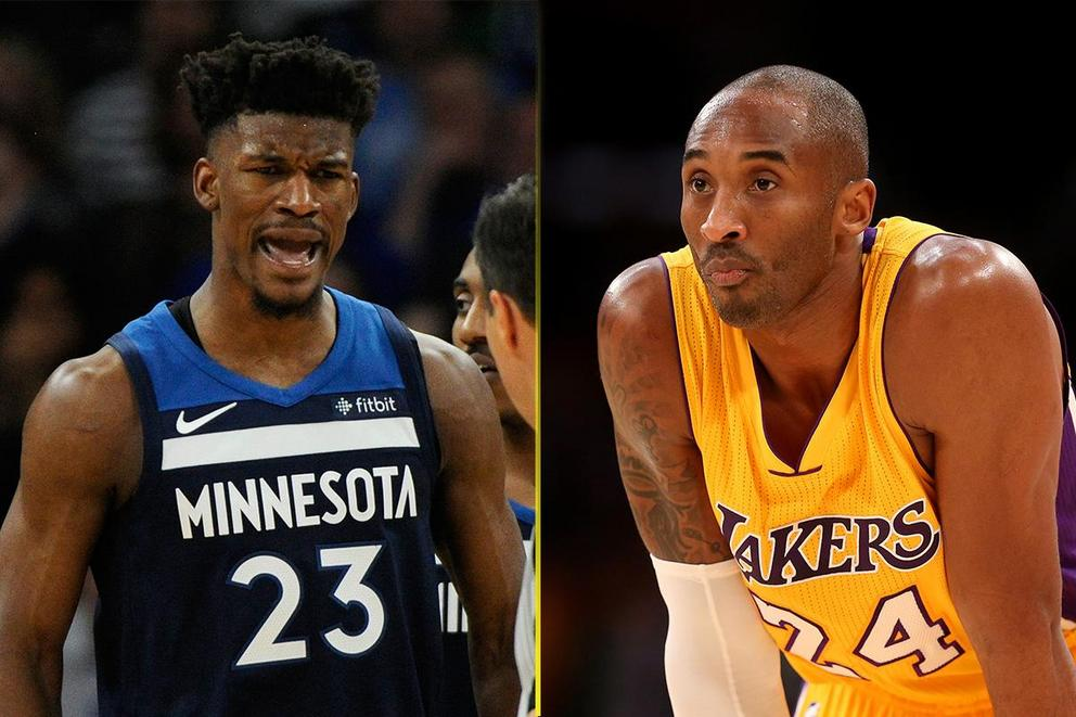 Who had the more epic petty practice: Jimmy Butler or Kobe Bryant?