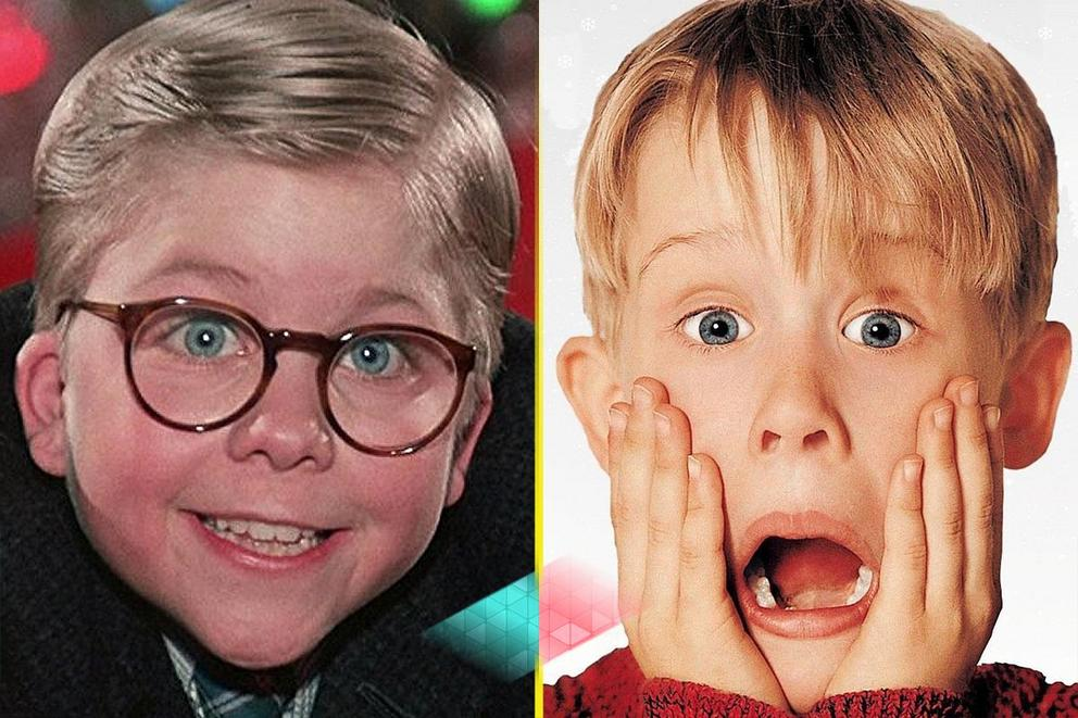 Most memorable Christmas movie: 'Home Alone' or 'A Christmas Story'?