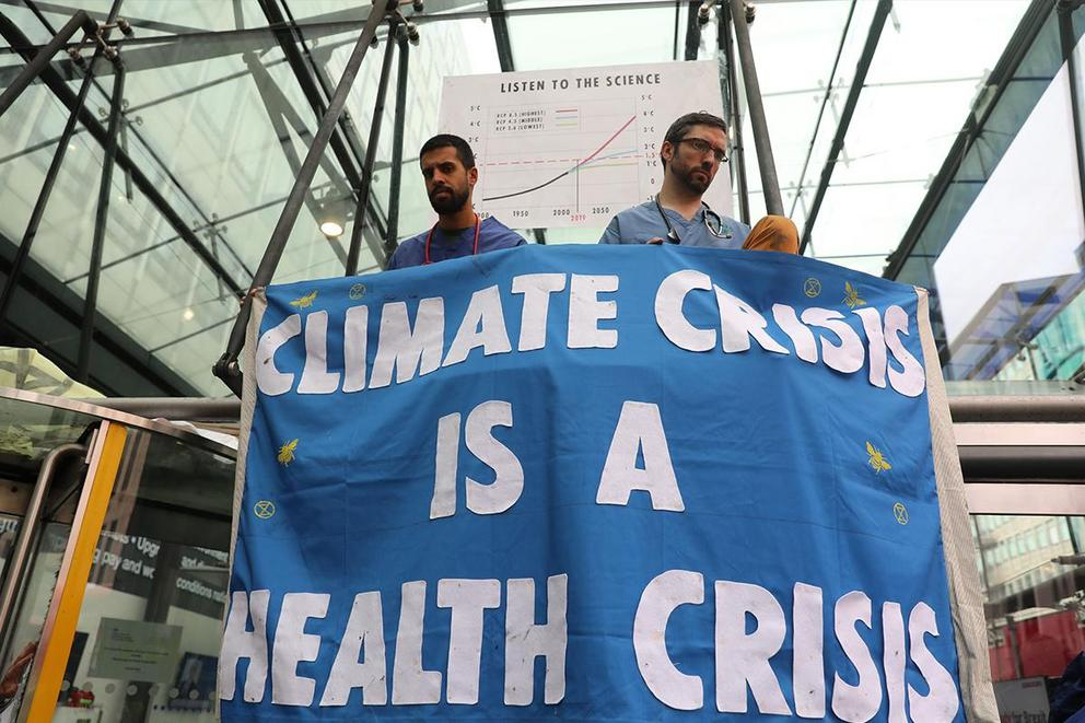 Most important issue of 2020: climate change or healthcare?