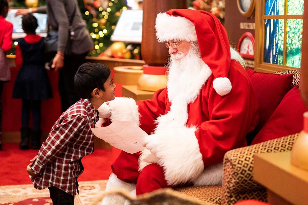 Should kids believe in Santa Claus?