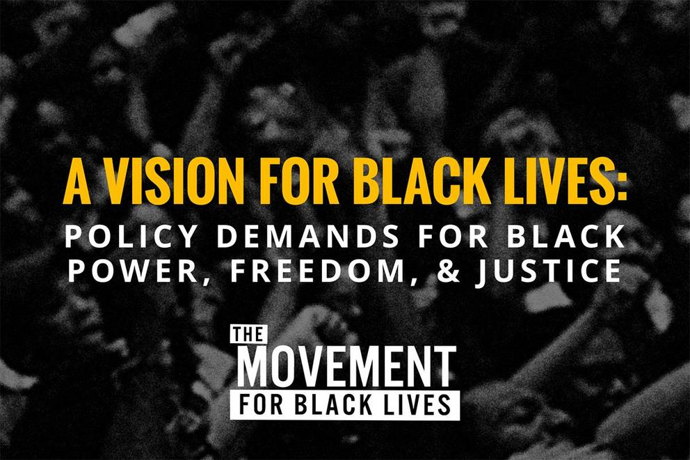 The Movement for Black Lives is calling for reparations. Should the government pay reparations?