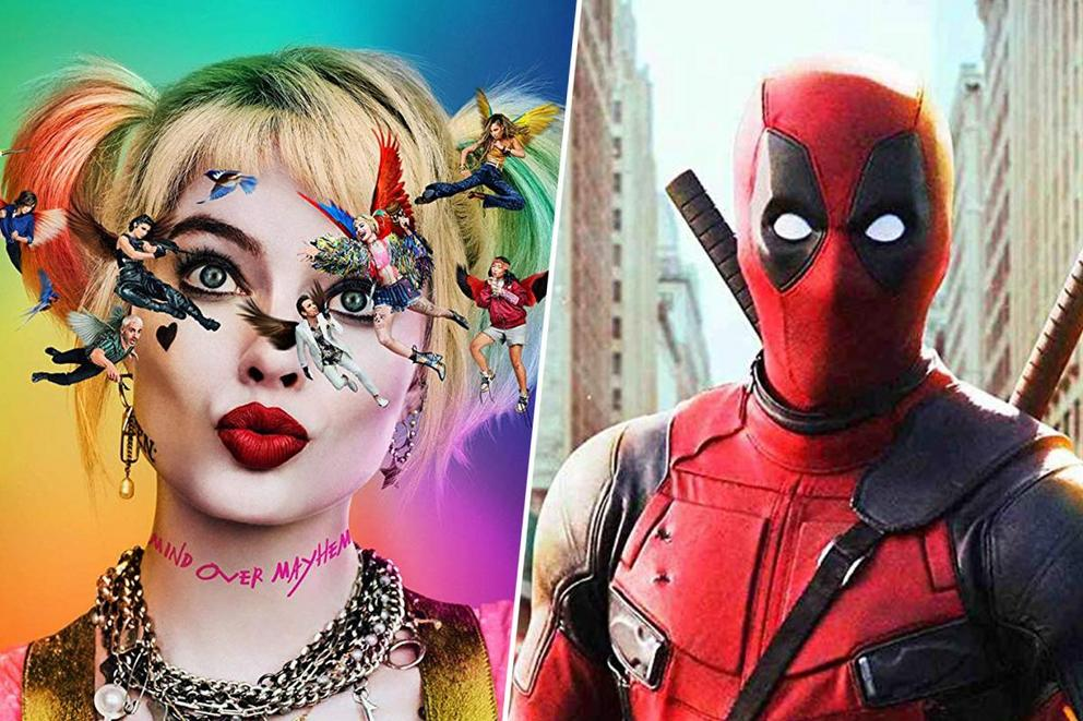 Fave psychotic antihero: Harley Quinn or Deadpool?