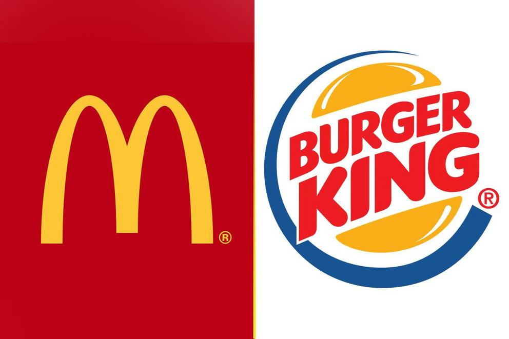Is Burger King better than McDonald's?