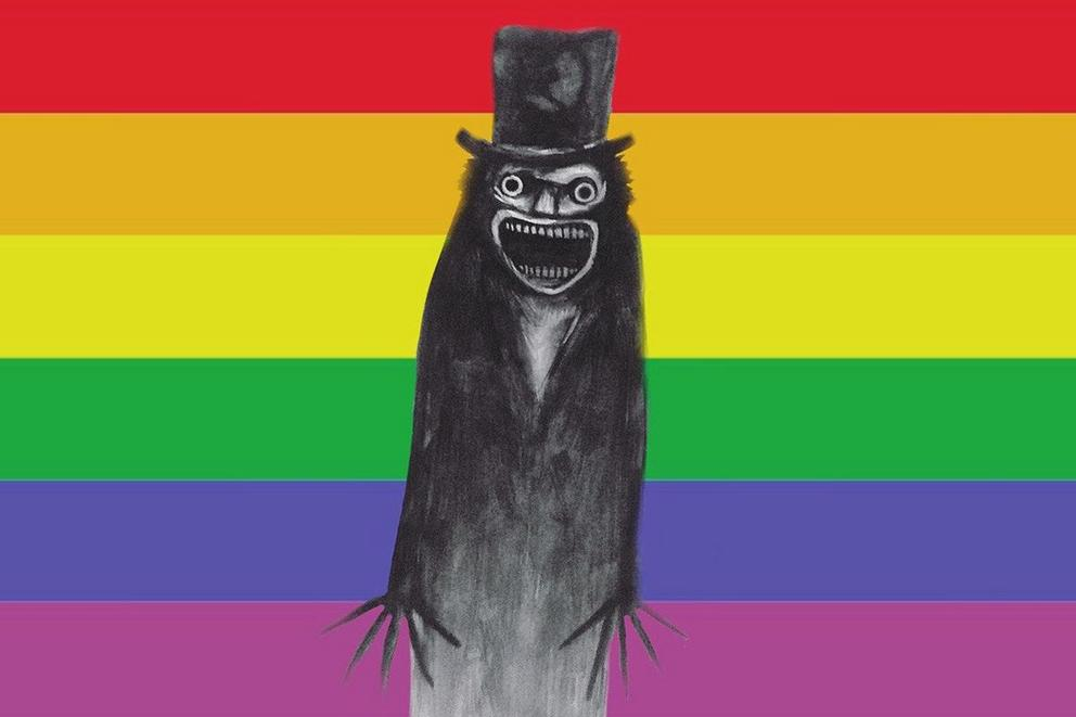 Is the Babadook the new gay icon?
