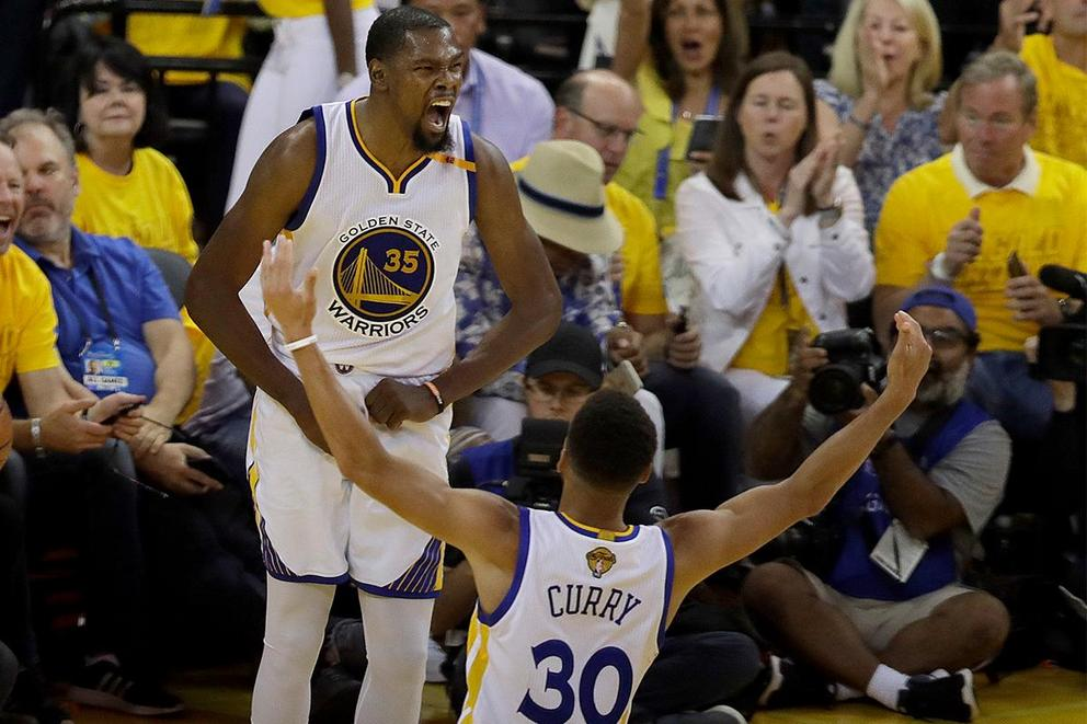 Are the Golden State Warriors ruining the NBA?