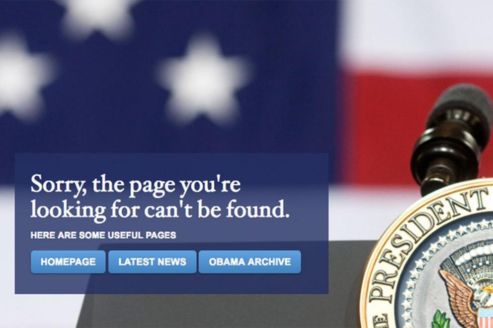 Should the White House be required to translate its website into Spanish?