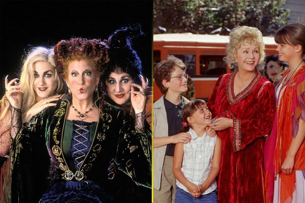 Most iconic '90s Halloween movie: 'Hocus Pocus' or 'Halloweentown'?