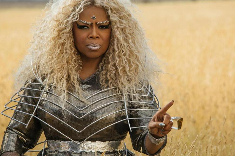 Do you think 'A Wrinkle in Time' will fall flat?