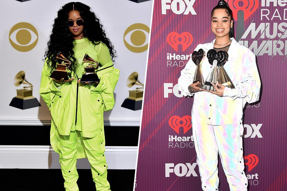 Favorite R&B it girl: H.E.R. or Ella Mai?