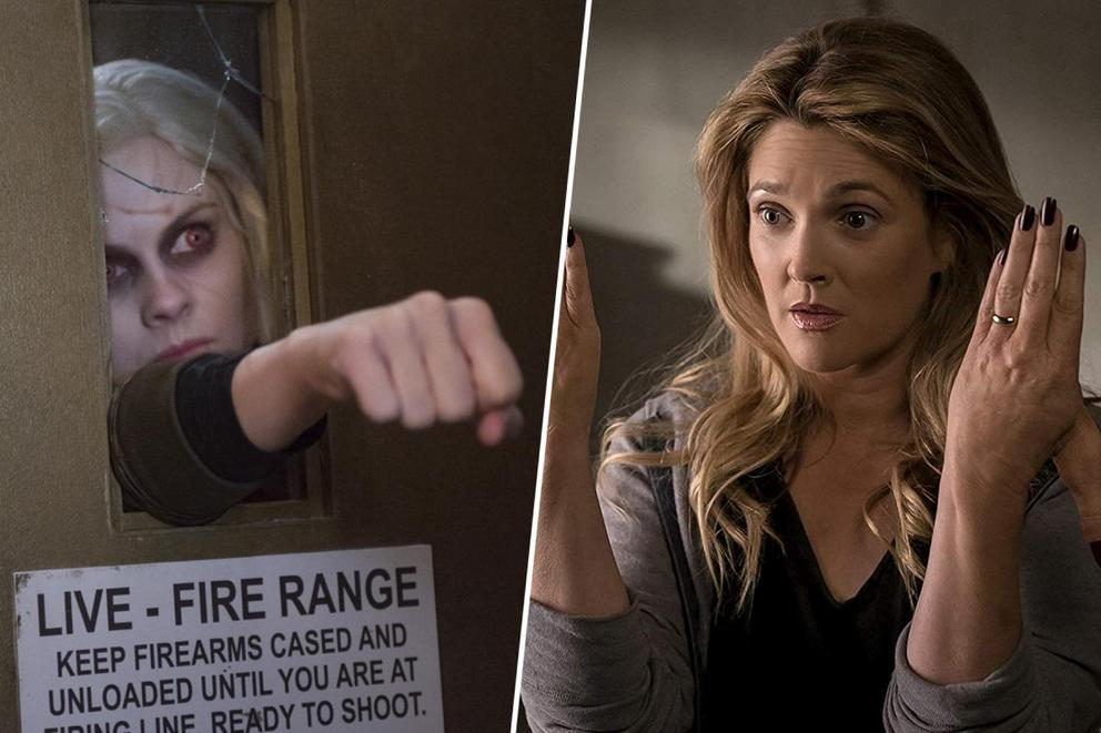 Which zombie TV comedy do you miss more: 'iZombie' or 'Santa Clarita Diet'?
