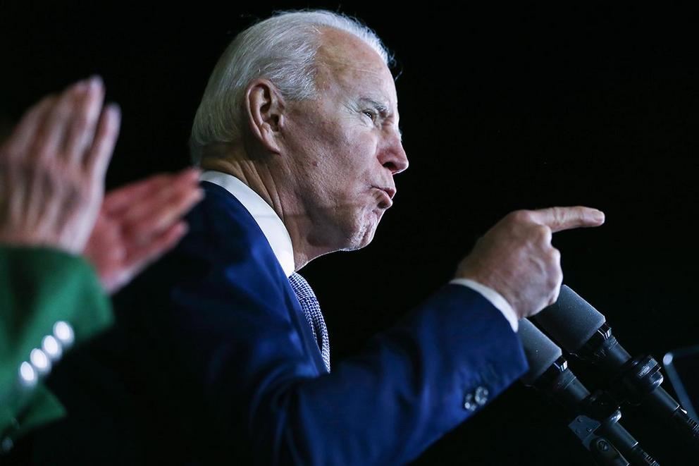 Who should be Joe Biden's vice president?