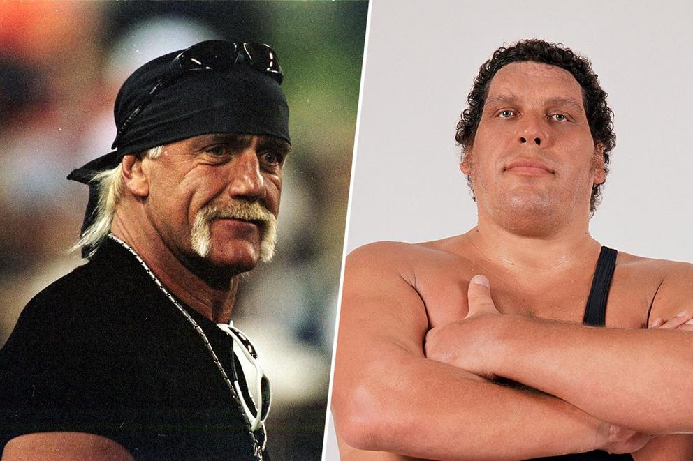 Greatest wrestler of all time: Hulk Hogan or Andre the Giant?