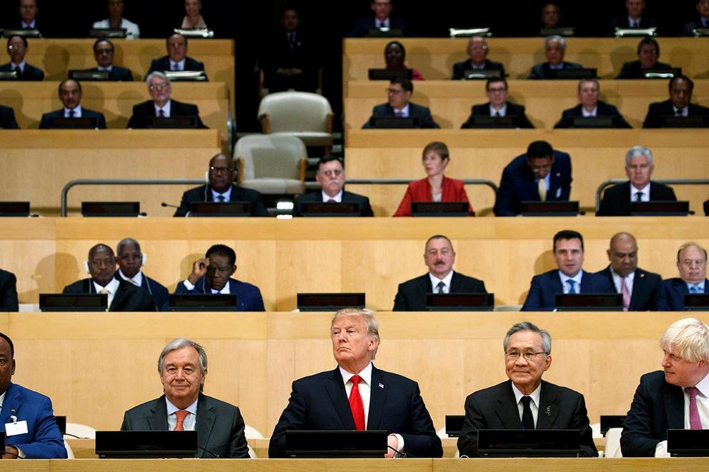 Is the United Nations obsolete?