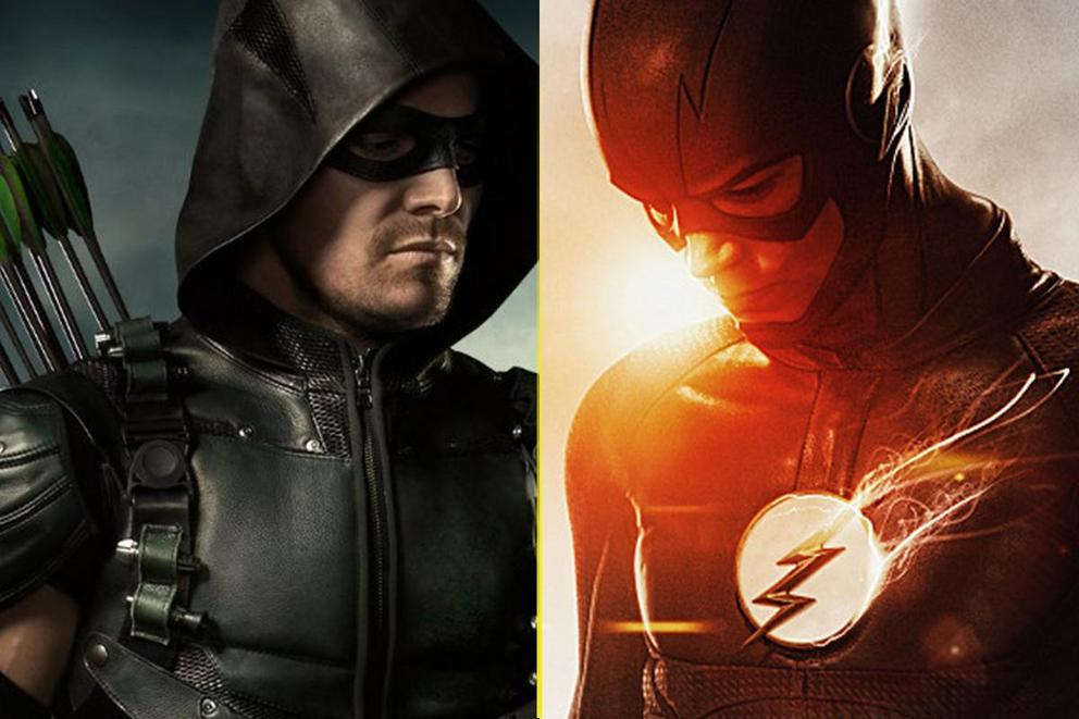 Favorite CW superhero show: 'Arrow' or 'The Flash'?