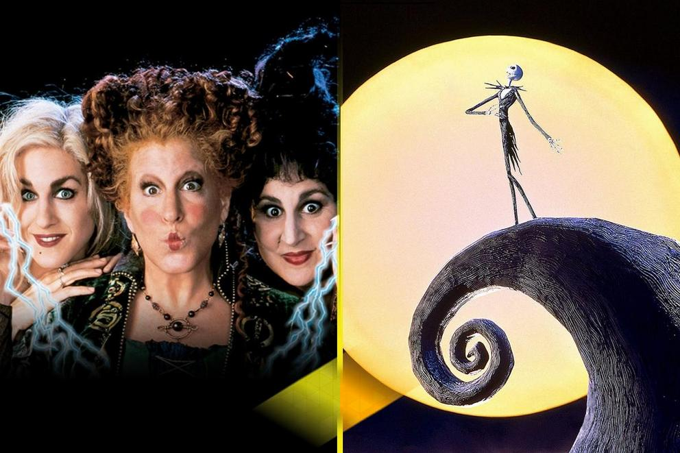 Best '90s Halloween movie: 'Hocus Pocus' or 'Nightmare Before Christmas'?