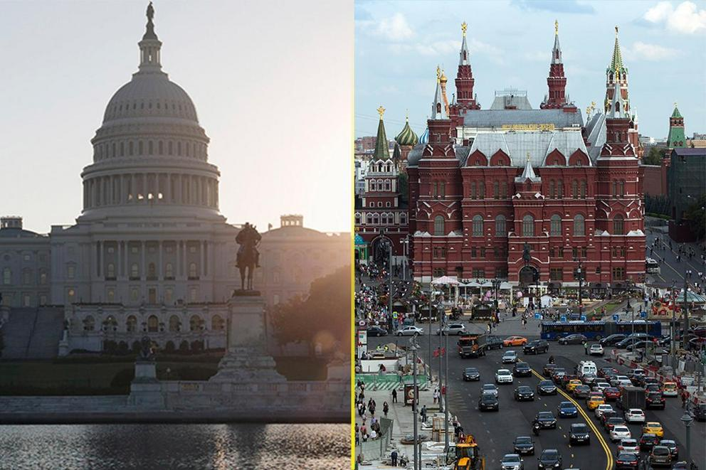 Is America morally superior to Russia?