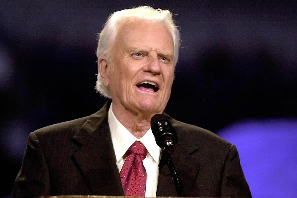 Does evangelist Billy Graham deserve to be celebrated?