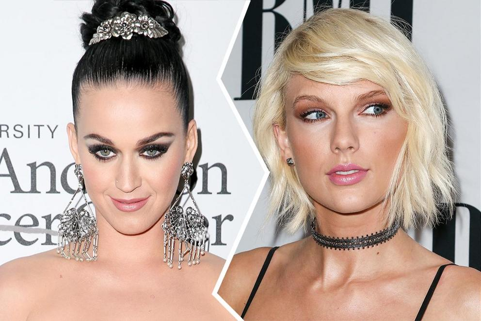 Who's the better pop star: Katy Perry or Taylor Swift?