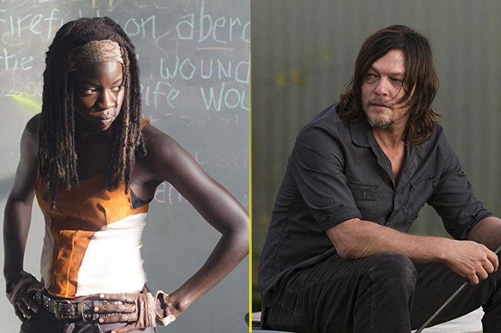 Who should lead 'The Walking Dead': Michonne or Daryl Dixon?