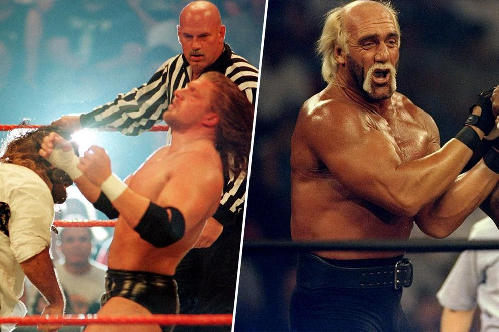 Who ruled '90s pro wrestling: WWF or WCW?