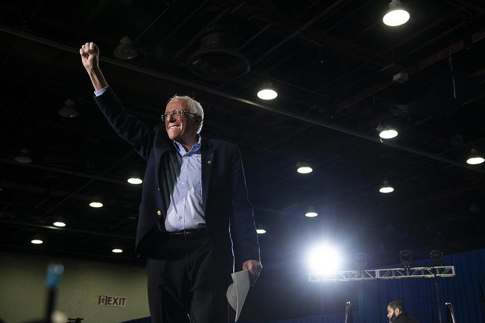 Does Bernie Sanders still have a chance?