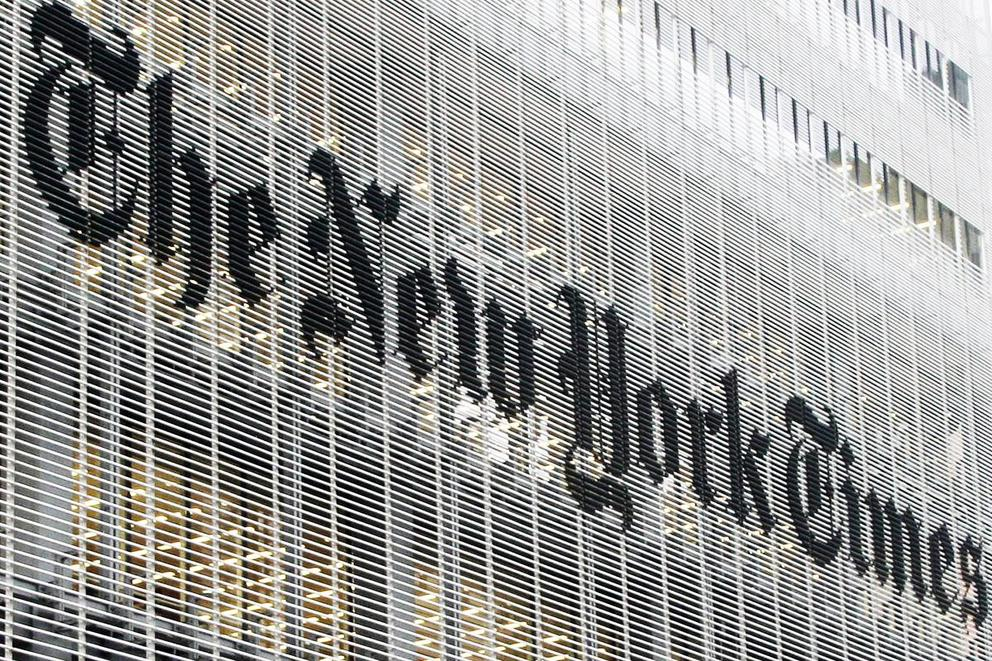 Is the New York Times opinion section just total trash?