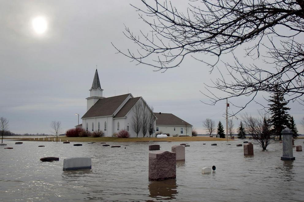Should churches be allowed to receive FEMA funding?
