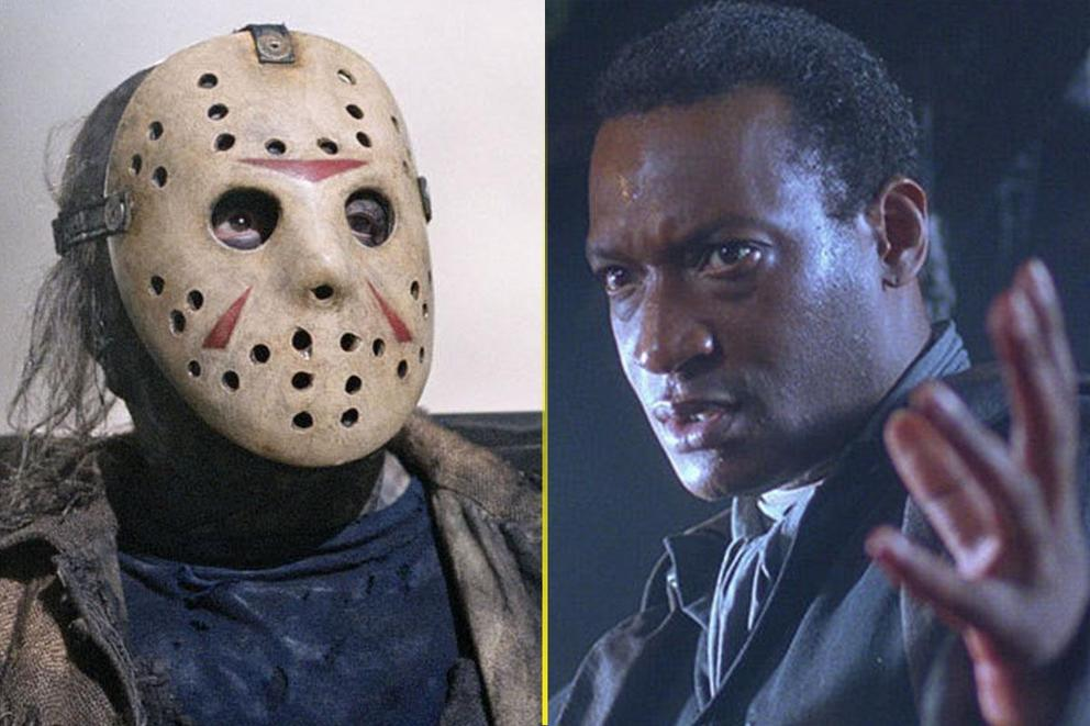 Scariest movie monster: Jason Voorhees or Candyman?