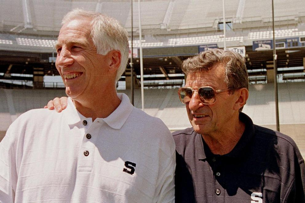 Is Joe Paterno still a Penn State hero?