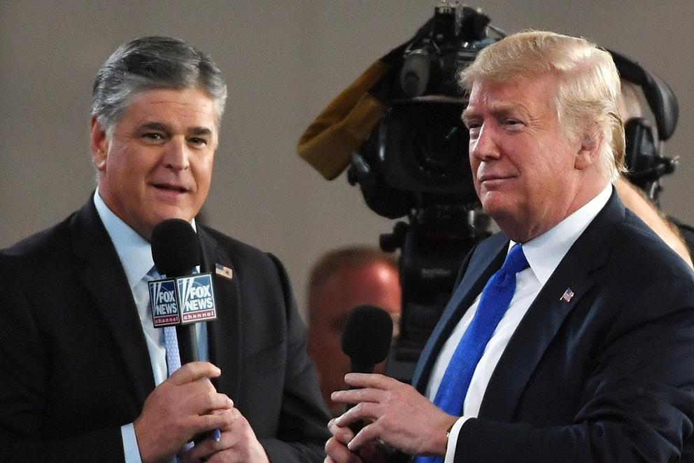 Should Fox News fire Sean Hannity?