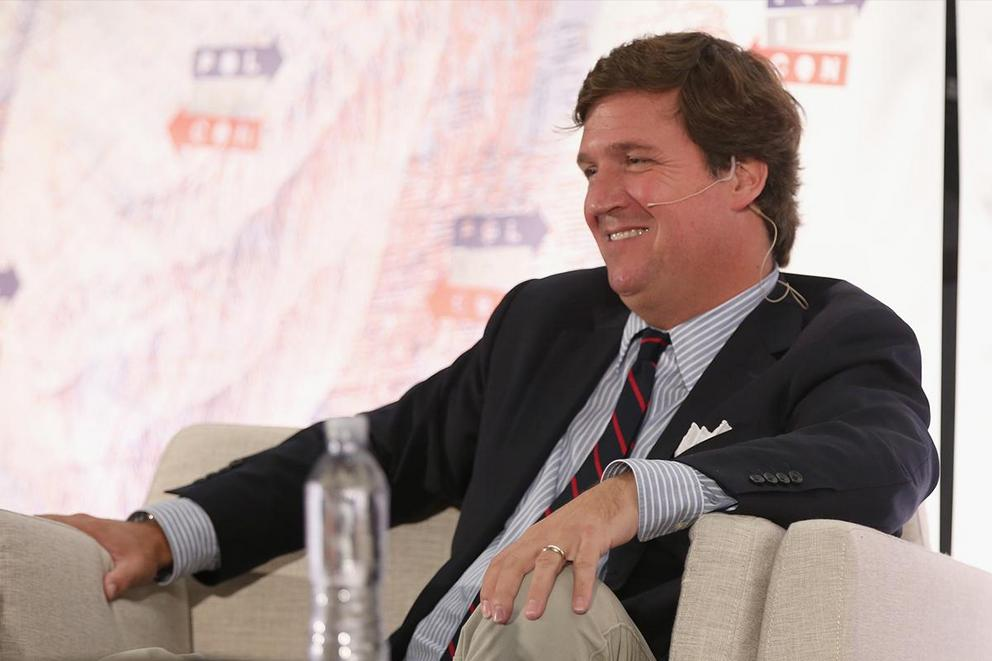 Should Fox News fire Tucker Carlson?