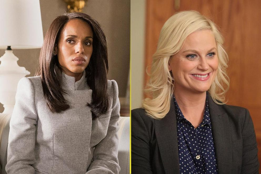 Best Political TV Show: 'Scandal' or 'Parks and Recreation'?