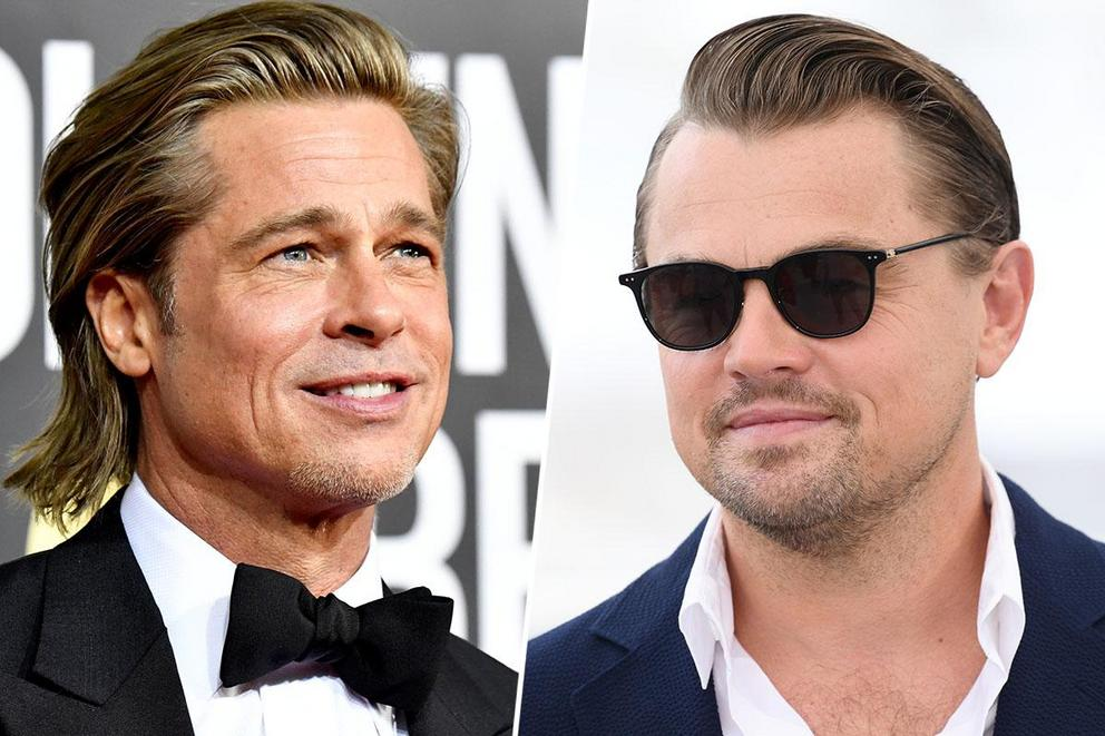Favorite iconic Hollywood heartthrob: Brad Pitt or Leonardo DiCaprio?