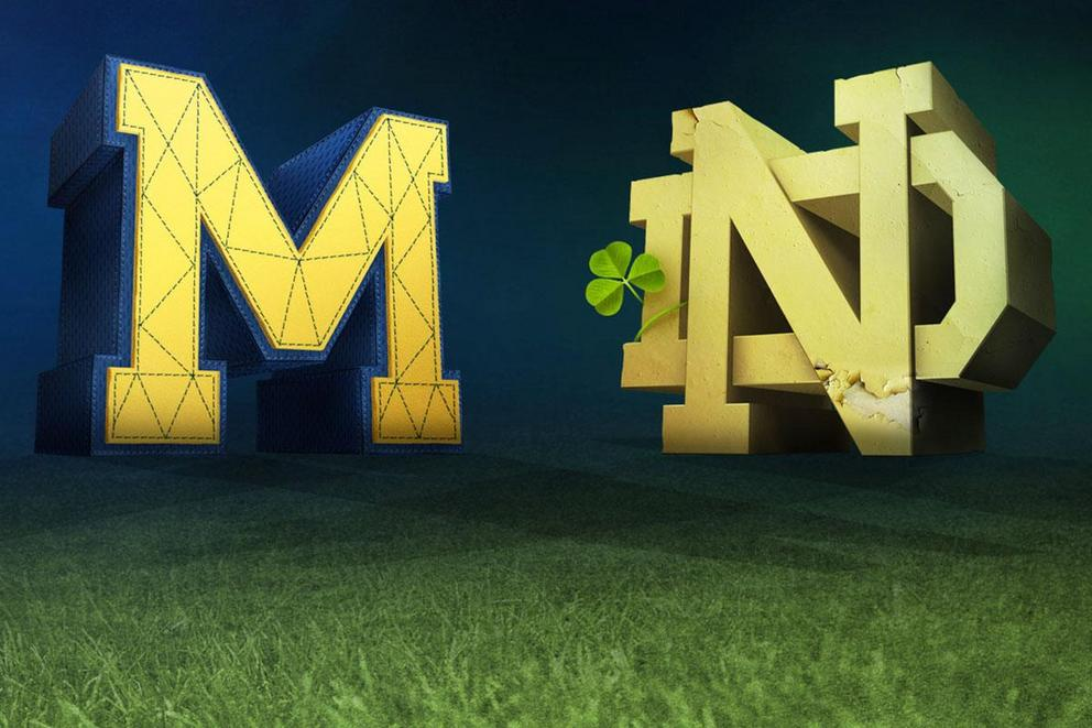 Which school has the best fight song: Michigan or Notre Dame?