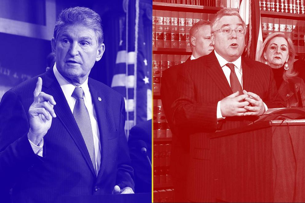 Who will win West Virginia's Senate seat: Joe Manchin or Patrick Morrisey?