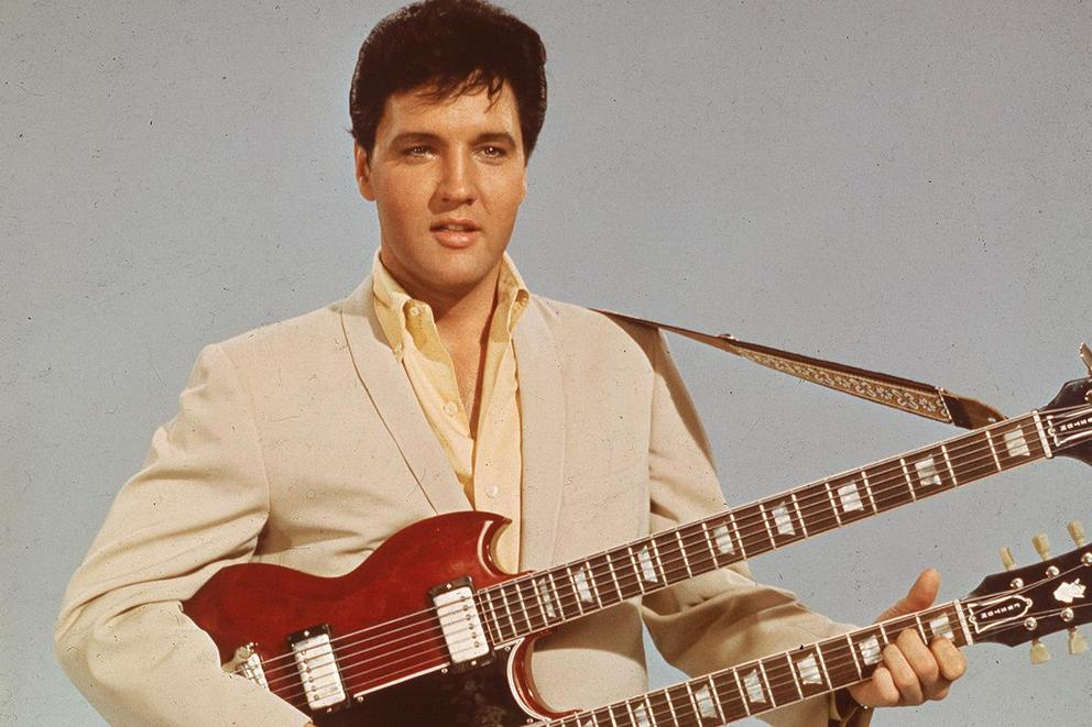 Does Elvis Presley deserve the honorific title King of Rock and Roll?