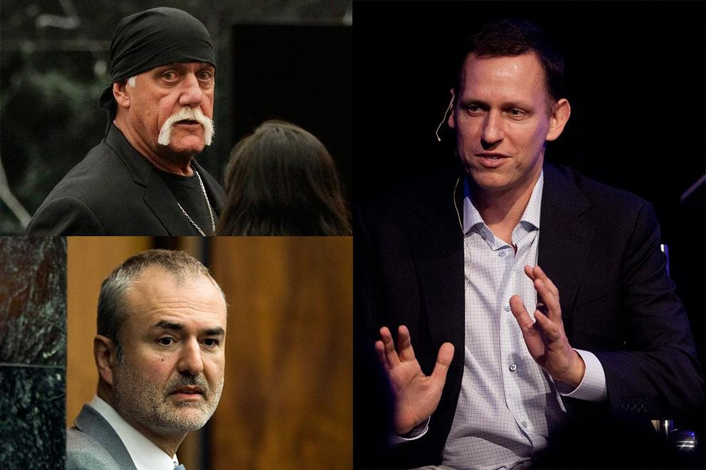 Gawker files for bankruptcy. Good riddance? Or disturbing precedent?