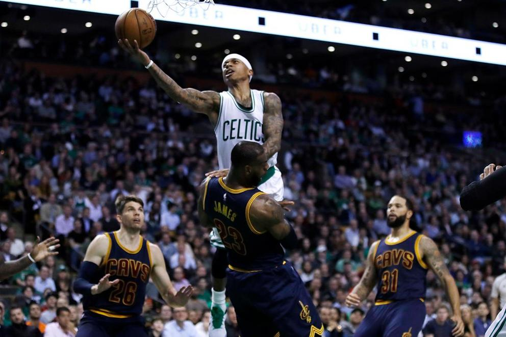 Will the Boston Celtics beat the Cleveland Cavaliers in a seven-game series?